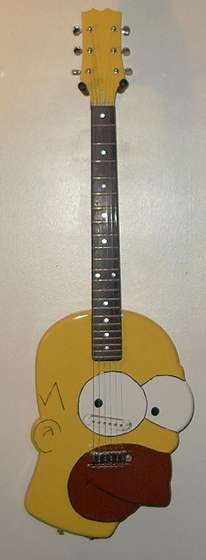 wooden guitar stands