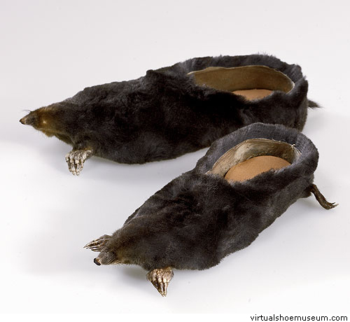 Mole Slippers