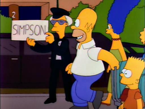 Mr Lisa Goes to Washington1