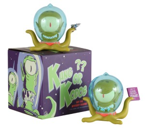 Kang or Kodos