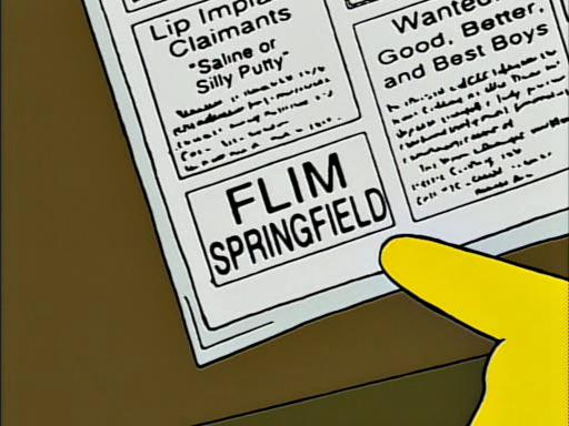 Crazy Noises: Homer the Whopper | Dead Homer Society