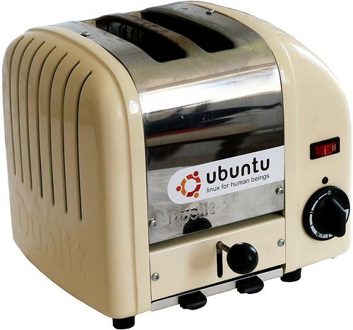 Computer Toaster
