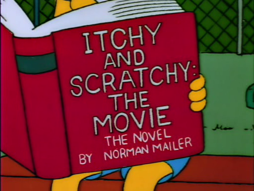 Itchy and Scratchy - The Movie1