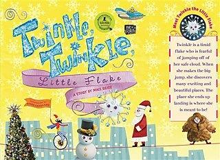 Twinkle Twinkle Little Flake