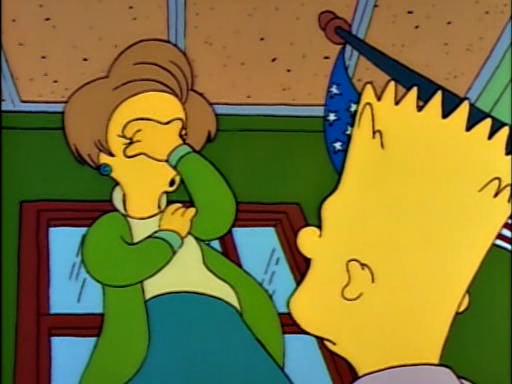 Bart Gets an F2