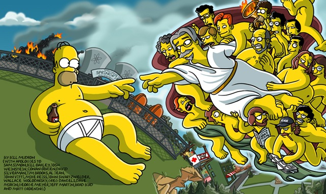 BillMudronCreationofHomer