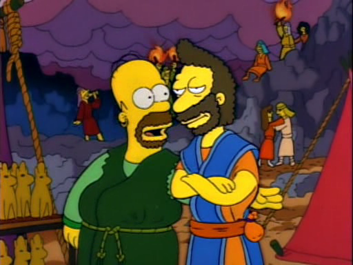 Homer vs Lisa and the 8th Commandment1