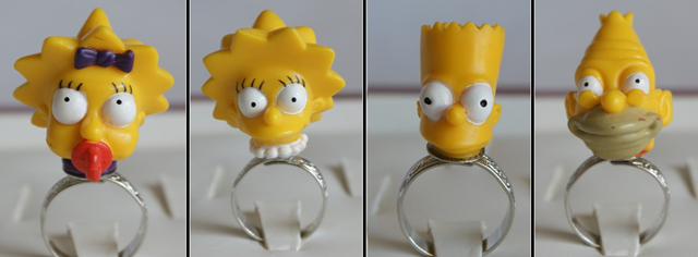 Simpsons Rings
