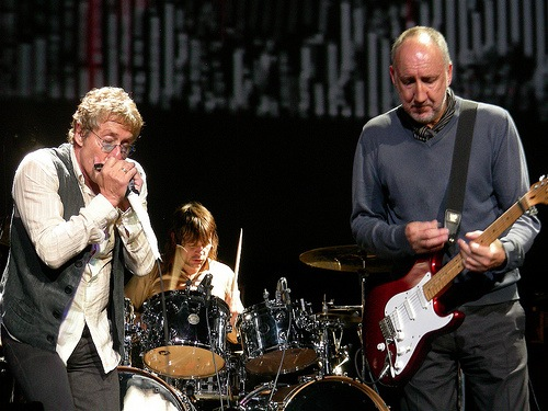 The Who (Philadelphia, PA, 26 Oct 2008)