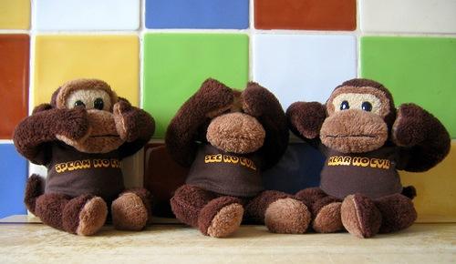Lackey Monkeys