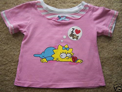 Maggie Baby Shirt