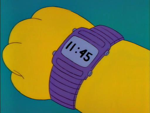 Homer Alone2