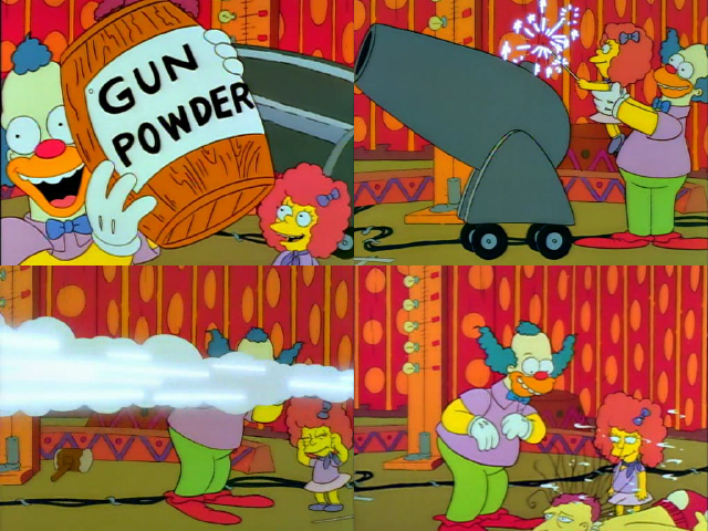 Enough Gunpowder