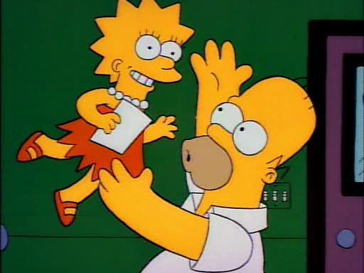 Mr Lisa Goes to Washington3