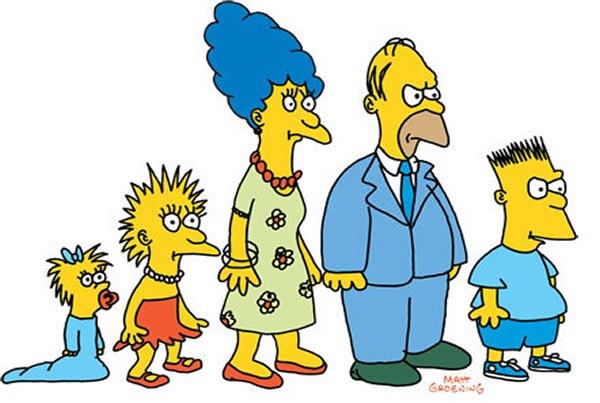 Ye Olde Simpsons