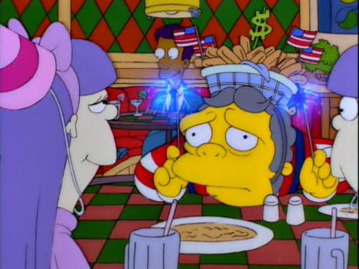 Bart Sells His Soul2
