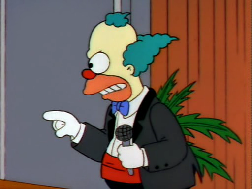 Krusty Gets Kancelled6
