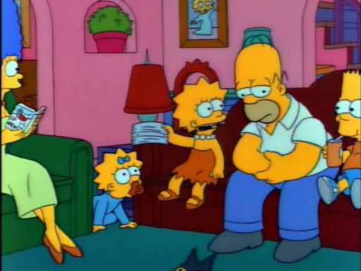 Mr Lisa Goes to Washington4