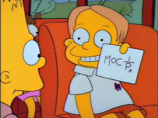 Bart Gets an F3