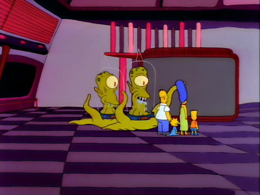 Treehouse of Horror I2