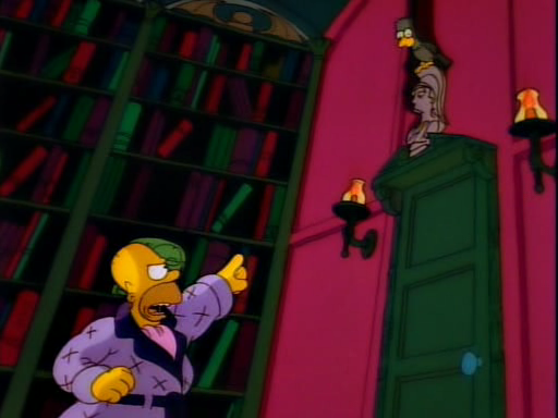 Treehouse of Horror I3