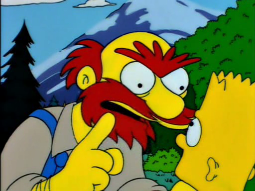 Treehouse of Horror V4
