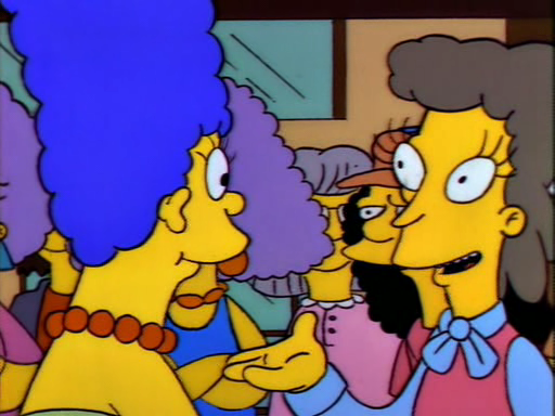 Marge in Chains3