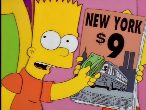 The City of New York vs. Homer Simpson3
