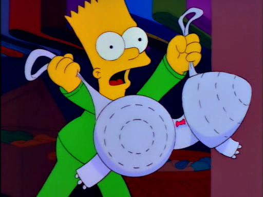 Homer Alone5