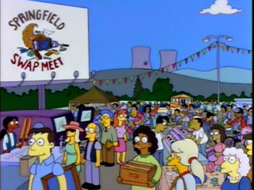 Homer's Barbershop Quartet6