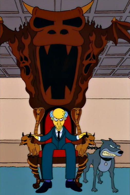 Springfield University Chair