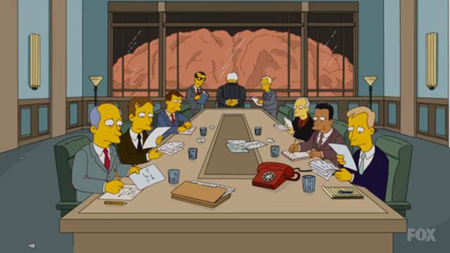 Zombie Homer's Brain