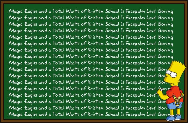 Chalkboard - Homer Scissorhands