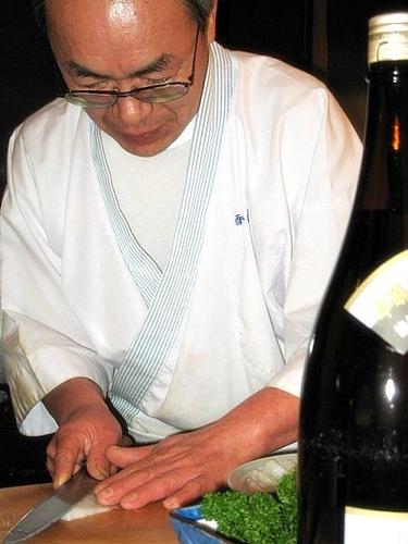 Fugu Preparation