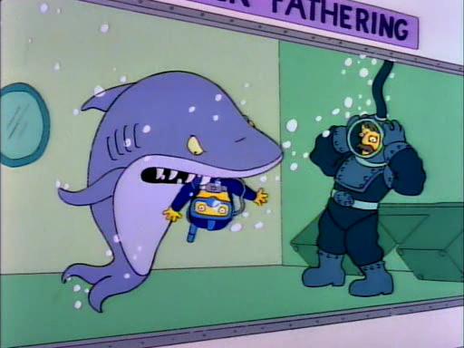 Simpsons mcbain homosexual relationship