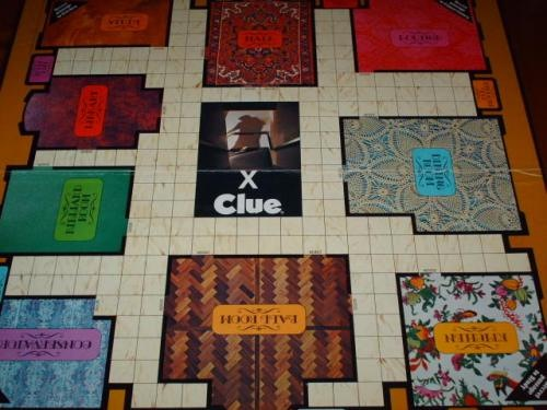 Clue Board