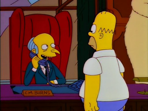 Homer the Smithers5