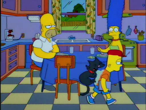 Bart's Girlfriend6
