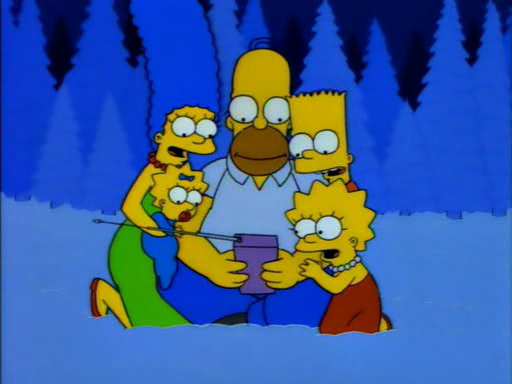 Treehouse of Horror V5