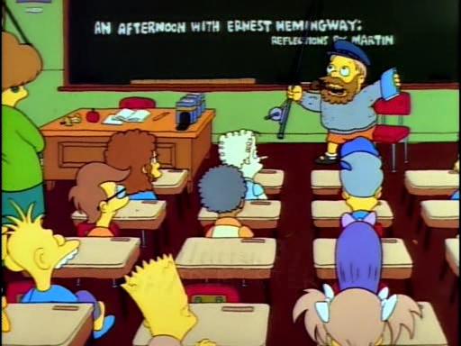 Bart Gets an F5