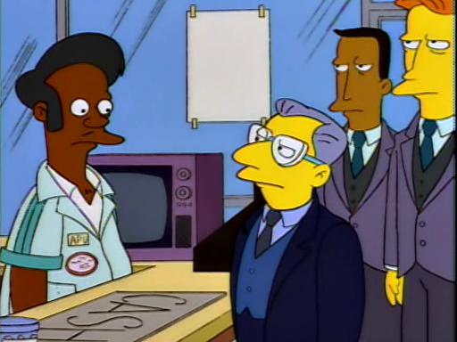 Homer and Apu5
