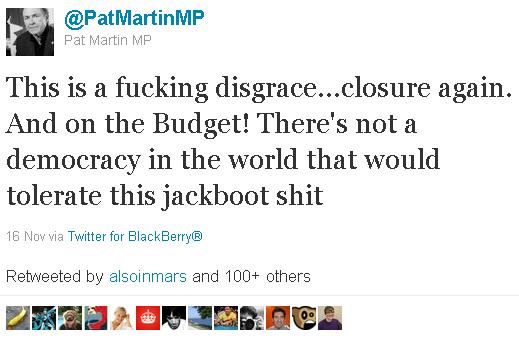 Pat Martin for Prime Minister1