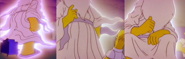 Simpsons God