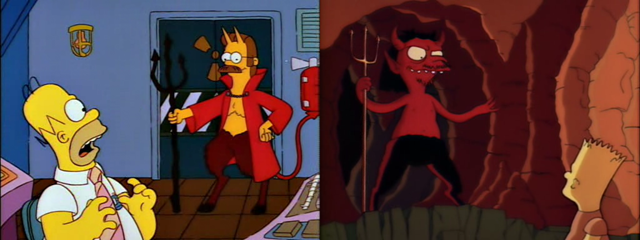 Simpsons Satan (Conversational)