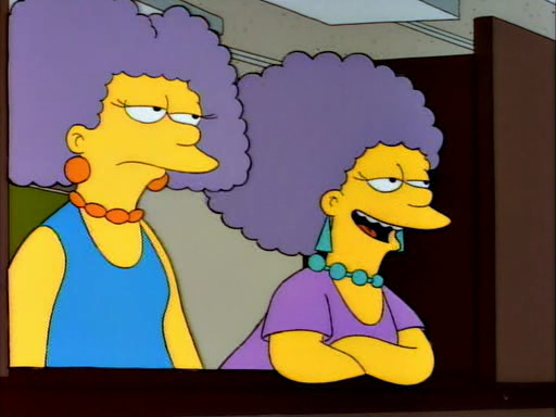 Quote of the day dead homer society - Selma bouvier ...