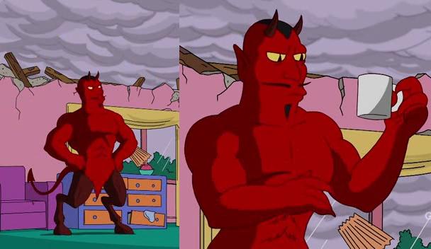 Zombie Satan