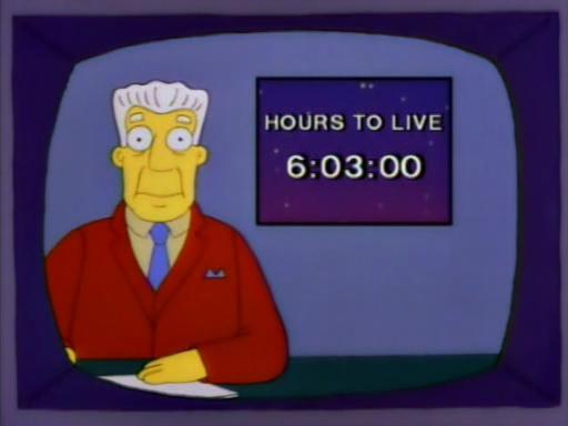 Bart's Comet6