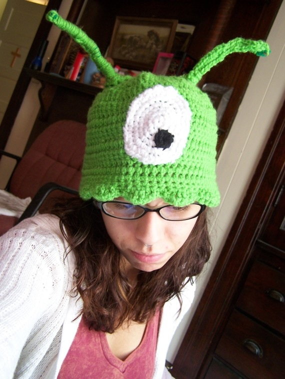 Brain Slug Hat