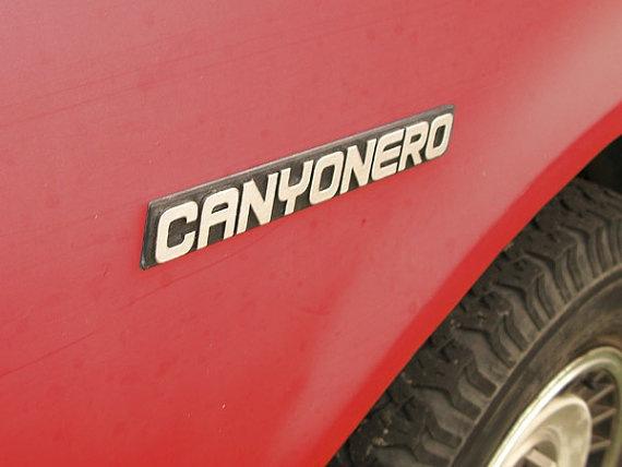 Canyonero