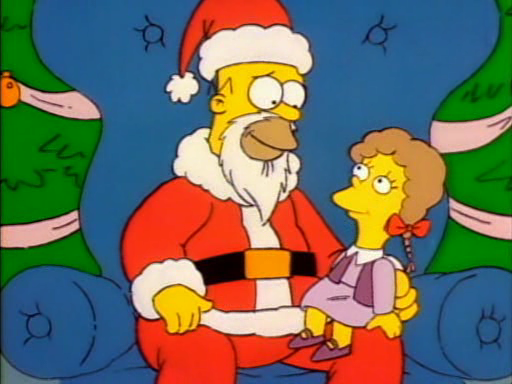 Simpsons Christmas Boogie.Simpsons Roasting On An Open Fire Dead Homer Society Page 2